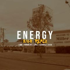 J.King x Youngn Lipz - Energy Ft. LDP68, SlickMillz, Ch33ky, DJ Esi [2168 LINKUP]
