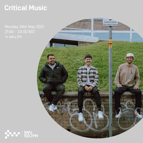 Critical Music w/ Sam Binga, Foreign Concept & Hyroglifics   SWU.FM   24.05.2021