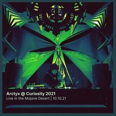 Arctyx @ Inquiry: Curiosity 2021