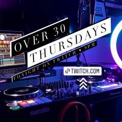 DjiBreezeonSoundcloud | RealFrenz Radio | Over30 Thursdays | 091621