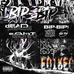 "DEADPEACE X SAINTSHOTARO - ""Bip-Bip"""