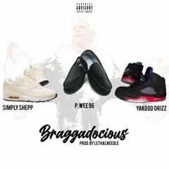 Braggadocious - prod by LethalNeedle