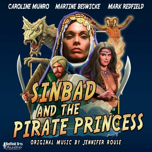 Sinbad And The Pirate Princess Suite