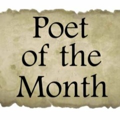 1st Poet Of The Month
