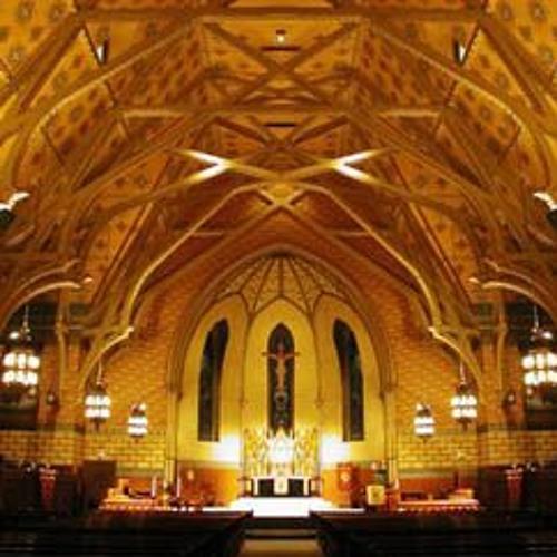 Mar. 22, 2020 Sung Morning Prayer at St. James Cathedral
