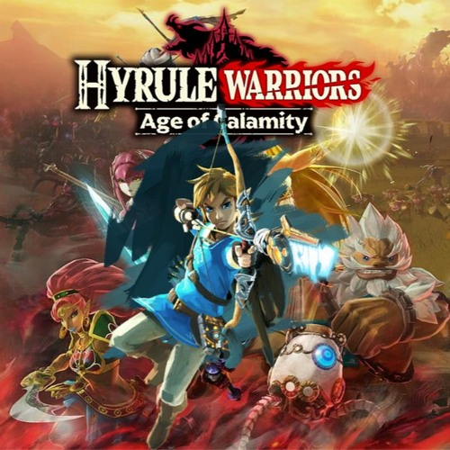 Main Theme Version 2 Hyrule Warriors Age Of Calamity Soundtrack By Umbreon Tunes Hwaocost