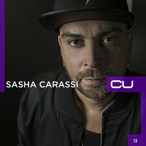 CU Podcast 13 | Sasha Carassi