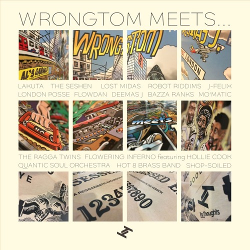Bob Marley (Wrongtom's Tuff Wrong Remix)