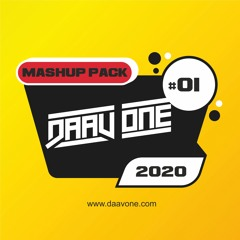 DAAV ONE -  MASHUP PACK #01 (2020)