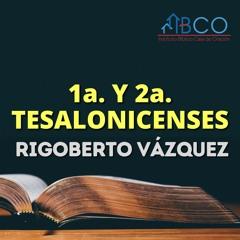 22 de marzo de 2021 - La gracia y la paz de Dios - Rigoberto Vázquez