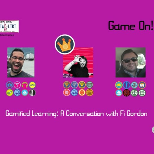 Gamified Learning: A Conversation with Fi Gordon