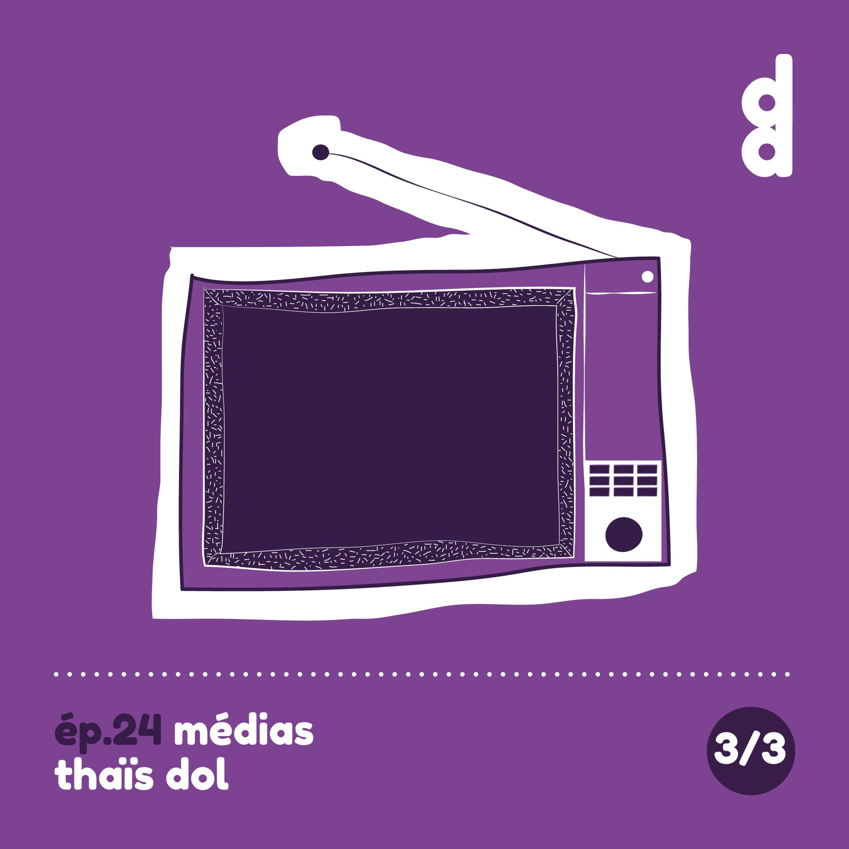 DESSIN DESSEIN // EP24 Médias - Partie 3 : le design fait sens avec Thaïs Dol