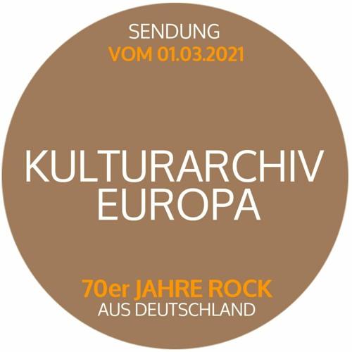 70er Jahre Rock aus Deutschland - Radiosendung 01.03.2021 bei ALEX BERLIN auf 91.0