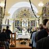 Prisluhni sveti maši v  v podružni cerkvi Device Marije v Troščinah mp3