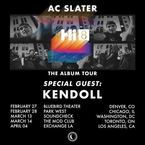 Kendoll - Hi8 Tour Special Guest Mix