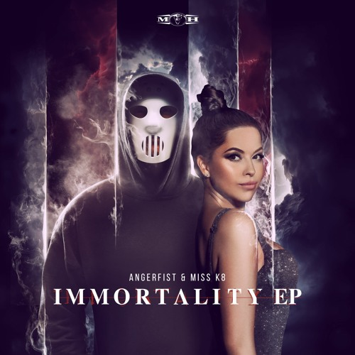 Angerfist & Miss K8 - Immortality EP
