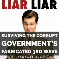 Podcast #96 - Jason Christoff - Surviving The Corrupt Government's Fabricated 3rd Wave