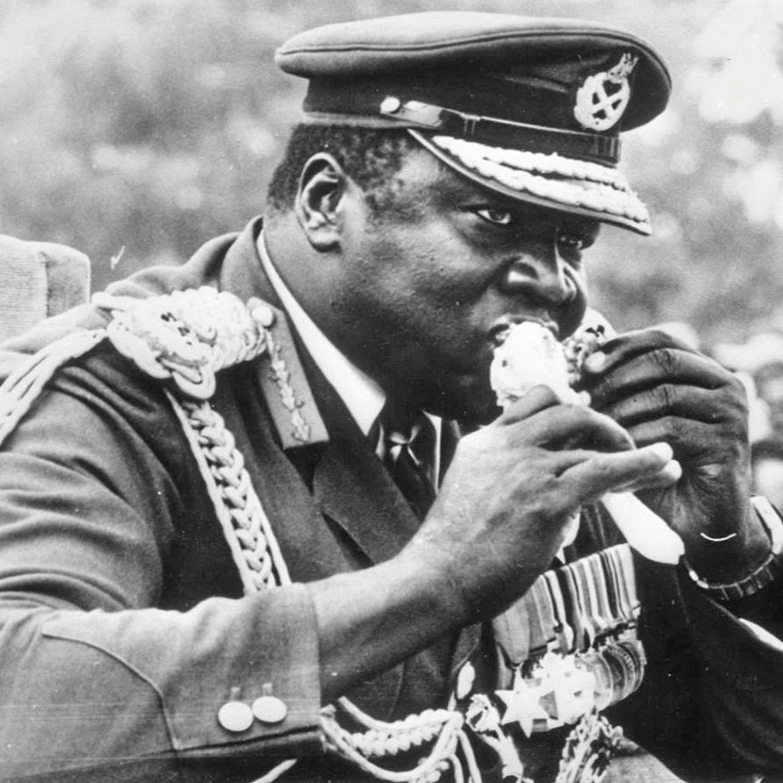重磅一頁書 EP.13《獨裁者的主廚》(下):烏干達...誰讓阿敏「吃人肉」?