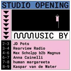 Rearview Radio Studio Opening 05.09.21