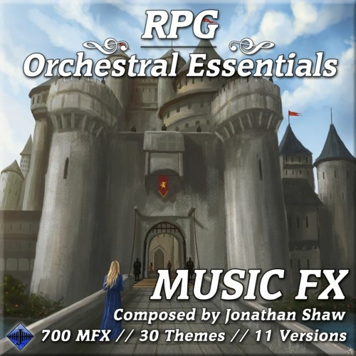 RPG Orchestral Essentials (MFX - Bundle)