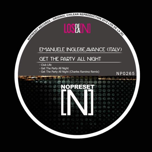 Emanuele Inglese & Avance - Get the party [No Preset]