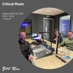 Critical Music w/ Sam Binga, Foreign Concept & Hyroglifics   SWU.FM   26.04.2021