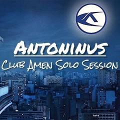 CLUB AMEN (12.06.2021) Antoninus Solo Session Varied D'n'B