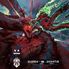 Eatbrain 129 / Gydra - Wipe feat. IHR [Skantia Remix]