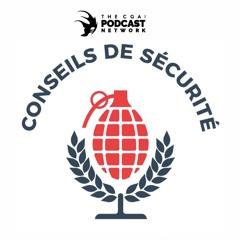 Conseils de sécurité: Niagalé Bagayoko