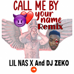 call me by your name lil nas x remix Shatta