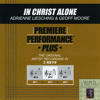 In Christ Alone (Performance Track In Key Of F)