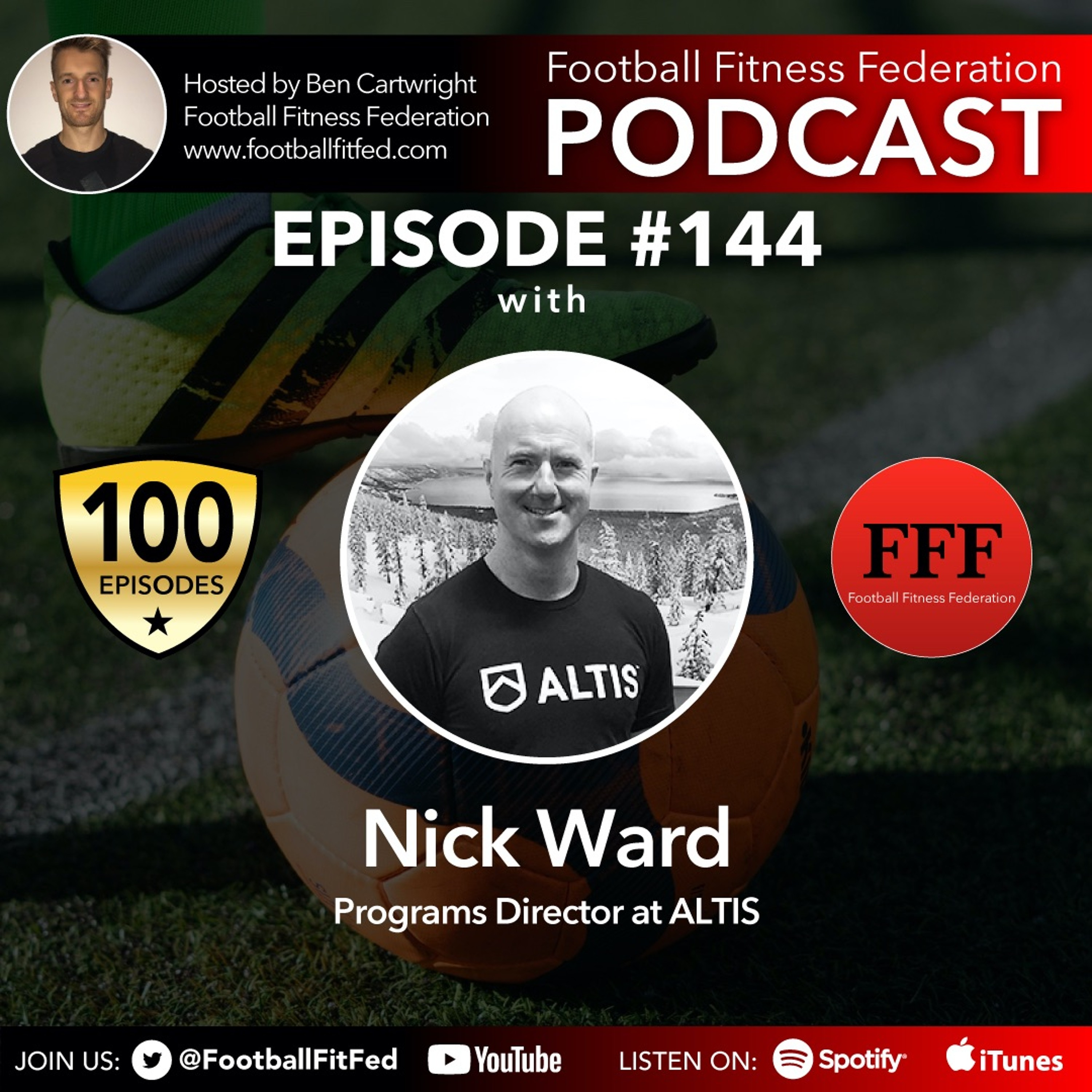 """#144 """"The Problem First Approach"""" With Nick Ward"""