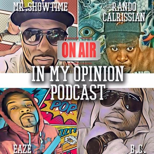 In My Opinion Podcast S3 Ep 10 - Greek Freak'in