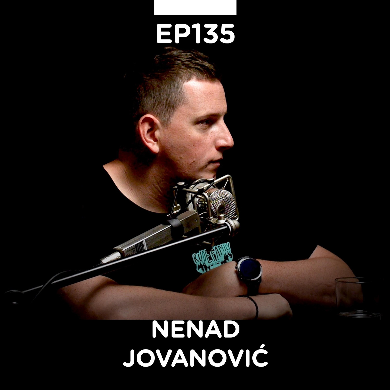 EP 135: Nenad Jovanović, kuvar, Geranium, Marriott, Food Lab, executive chef - Pojačalo podcast