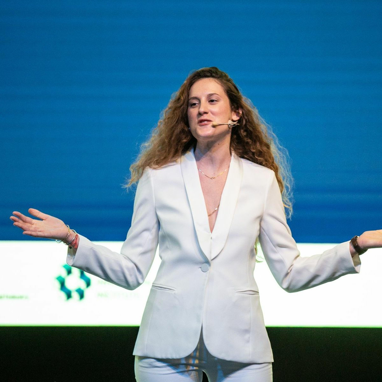 S03e08: Do organizations really embrace innovation? Romi Davidor, CatalystIL Director answers.