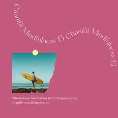 Meditation 15|14 薔非的零極限正念冥想 Chanifit Mindfulness Meditation with Ho'oponopono