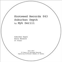 KW043 - Myk Derill - Suburban Depth E.P. (out soon!)
