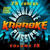 I Wanna Be Around (Tony Bennett Karaoke Tribute)