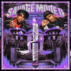 21 Savage - Glock In My Lap [ God.Mon.Eh Slug Mix ]