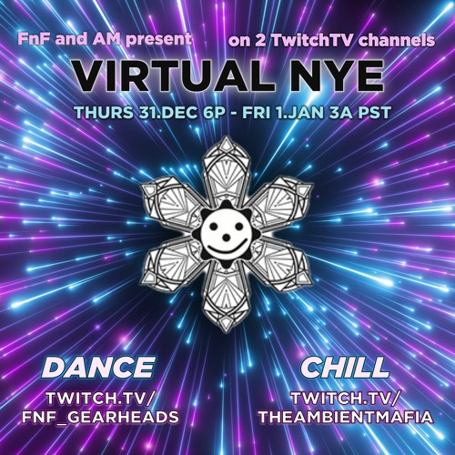 FnF New Year's Eve 2020 Set live on Twitch