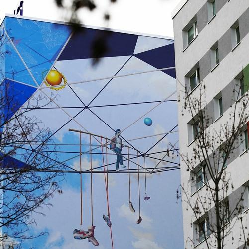Audioguide Wandbildprojekt Balanceakt