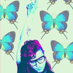 Skrillex Starrah & Four Tet - Butterflies (Return of the Skrillex Freestyle)