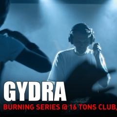 Gydra @ Burning Series Live 05.02.2021