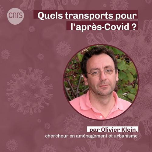 Quels transports pour l'après-Covid ? par Olivier Klein