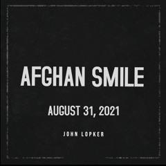 Afghan Smile