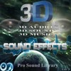 Pro Sound Library Sound Effect 25 3D Audio TM (Remastered)