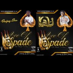 @DeejayDee.uk & @itskaliuk Live At Ace Of Spade All Black Edition @DjSpadeUK Birthday 09/10/21
