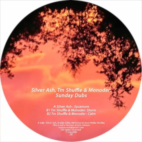 Silver Ash, Tm Shuffle & Monoder : Sunday Dubs preview clip (vuo008) Vuo records