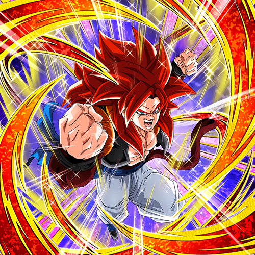 Dragon Ball Z Dokkan Battle Int Super Saiyan 4 Gogeta Ost Extended By No