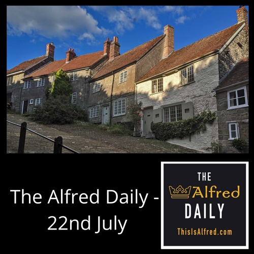 The Alfred Daily - 22nd july